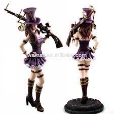3d plastic pvc dota 2 anime pudge action figure cartoon model toys
