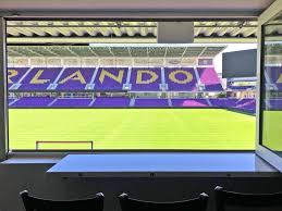 Orlando City Soccer Club Suite Rentals Orlando City Stadium