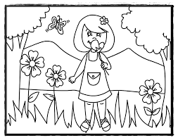 Small Picture Preschool Summer Coloring Page GetColoringPagescom