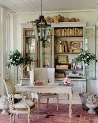 25 Inspiring Ideas for Home fice Design in Vintage Style