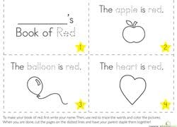 Download the file, print onto cardstock and laminate for durability. Colors Worksheets Free Printables Education Com