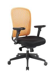 orange office furniture. Office Chairs E-Last BCM/U110 - Enlarged View Orange Furniture U
