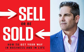 sell or be sold book summary