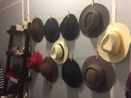 DIY Hat Storage for easy access