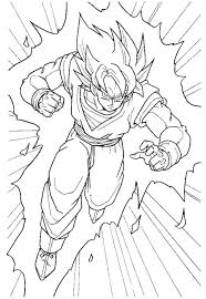 Super 4 Coloring Pages Dragon Ball Z Coloring Pages Super Coloring