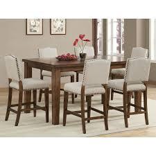 dining room tables bar height. Creative Ideas Counter Height Dining Room Tables AHB Cameo Table In Coastal Grey Hayneedle Bar D