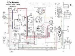 alfa romeo spider ignition wiring diagram wiring schematic diagram 1978 Fiat Spider at 1979 Fiat Spider Fuse Box