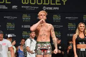 Jake Paul vs. Tyron Woodley: Start time ...