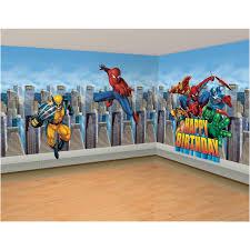 Marvel Superhero Bedroom Marvel Super Hero Bedroom Wall Decal Ideas For Kids