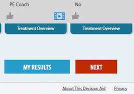 Ptsd Decision Aid