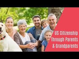 Citizenship Through Parents Or Grandparents Charts N600