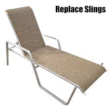 we replace slings we custom make and install patio furniture replacement slings for chairs and lounges
