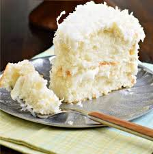 The Very Best Coconut Cake Recipe