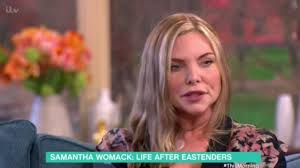EastEnders\u0027 Samantha Womack looks VERY different as Morticia ...