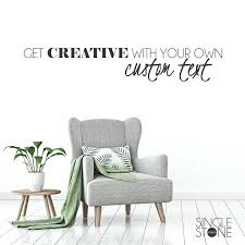 make your own wall decal custom wall decal create your own