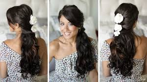 Luxy Hair Style romantic summer hairstyle youtube 6324 by wearticles.com