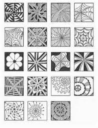 Zentangle Patterns For Beginners Stunning 48 Best Photo College Images On Pinterest Zentangle Patterns