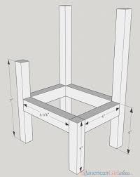 girls desk furniture. DIY American Girl Doll School Desk Step 2 Girls Furniture