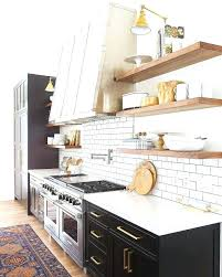 kitchen wall shelving units rack for unit ikea wooden