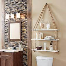 Bathroom Shelves Bathroom Cabinets Storage The Home Depot