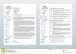 One Page Resume 2063305v1 How Many Pages Should Builder Free Nursing
