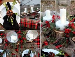Winter Wedding Decor Wedding Decor Reception Tables Burlap Berries
