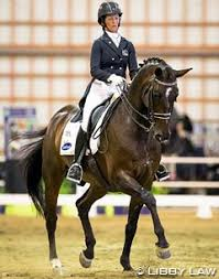 Penny Castle Reigns Supreme at 2015 New Zealand Dressage Championships