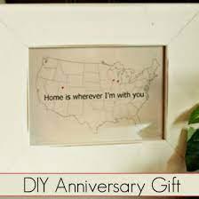 anniversary gift diy