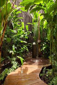 Outdoor Shower Ideas For Lovers Of Rustic Luxury