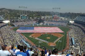 2013 Dodgers Opening Day Roster True Blue La