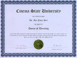 doctor directing novelty diploma movie film director  image is loading doctor directing novelty diploma movie film director