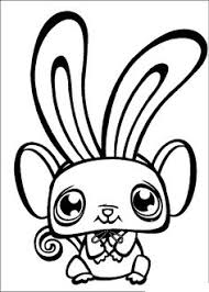 Small Picture Littlest Pet Shop color page cartoon characters coloring pages