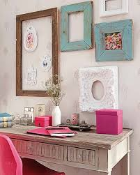 vintage office decorating ideas.  vintage awesome vintage desk ideas diy home office decor wall frames wood  throughout decorating e