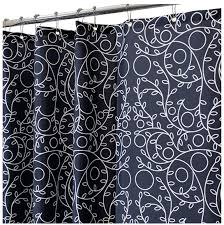 fabric shower curtains shower stall curtains kohls shower curtains