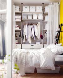 bedroom storage solutions. Contemporary Bedroom IKEA Storage Units Allow You To Create Fully Functional Wardrobe That  Occupy Any Space Want For Bedroom Storage Solutions O