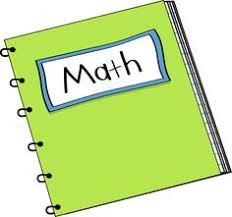 math clipart. Plain Math Math Notebook Clip Art  Vector Image To Clipart