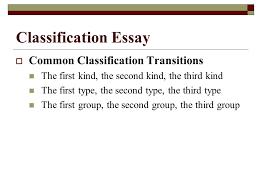 essay topics classification essay topics