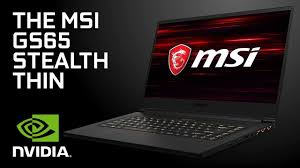 Kết quả hình ảnh cho MSI GS65 Stealth Thin 8RF