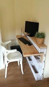 23 diy computer desk ideas that make more spirit work simple computer desk woodworking plans simple