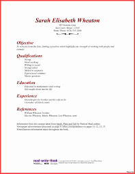 Resume No Nos Housekeeper Cover Letters No Experience Fresh Cool Resume No Nos S 13