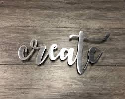 creating metal wall art