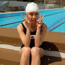 上白石萌歌(もか)の競泳水着姿がかわいい!バスト・スリーサイズ・カップは?   女性芸能人・タレント・女優の実家・家族構成・学歴専門ブログ