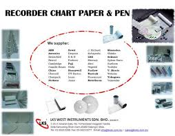 Mercury Chart Recorders Recorder Chart Papers Recorder Pens Recorder Spare Id