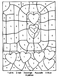 Small Picture Great Color By Number Coloring Pages Best Colo 2235 Unknown