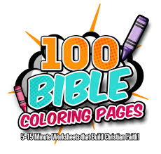 Bible coloring pages, coloring book pictures, christian coloring pages and more. Bible Coloring Sheets And Printables For Kids Teach Sunday School