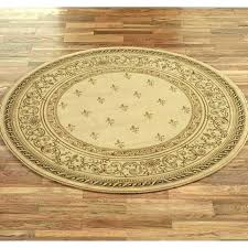 7 ft round rug round rug 6 feet foot blue decoration woven 7 ft 4 by 7 ft round rug 4