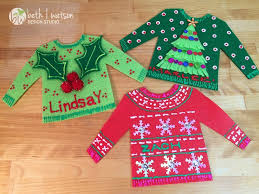 15 Do It Yourself Ugly Christmas Sweaters  Oh My CreativeUgly Christmas Sweater Craft Ideas