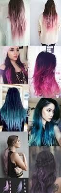 28 Kühle Pastell Haarfarbe Ideen Für