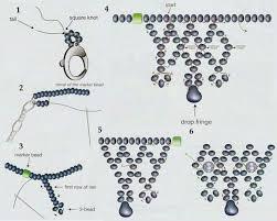 <b>Серебристое колье</b> | Пособия по изготовлению ювелирных ...