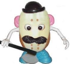 mr potato head mustache. Unique Mustache Mr Potato Head Halloween Edition What Do You Think Does The Mustache  Kind Of Ruin Intimidation Factor And Mr Head Mustache